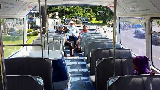 Clipper Vacations - Victoria Hop on Hop off City Tour
