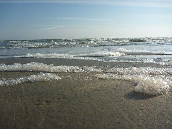 Quintana Beach surf