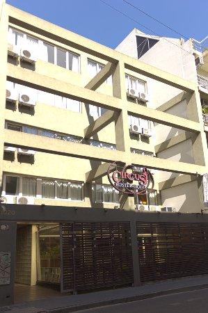 Foto de Circus Hostel & Hotel
