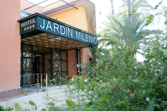 Jardin milenio updated 2018 hotel reviews price comparison elche spain tripadvisor - Hotel jardin milenio elche ...