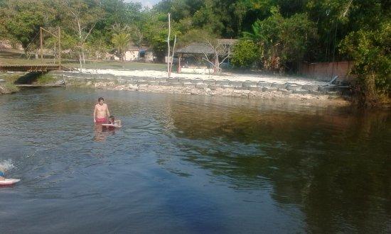 Vilhena: O rio!