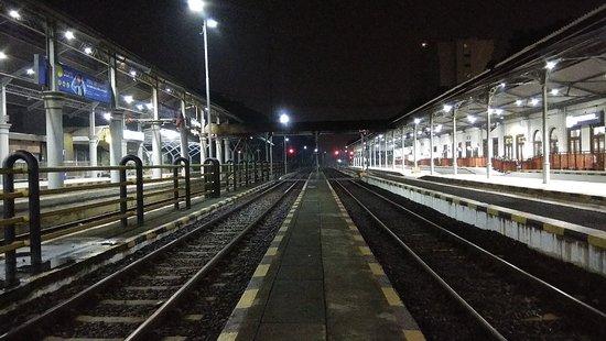 Gubeng Railway Station