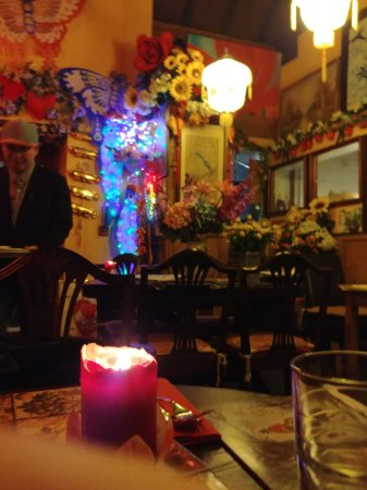 Thai Restaurant Compton Wolverhampton