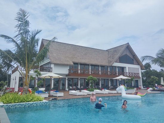 雅高旗下價格適中的海島度假酒店