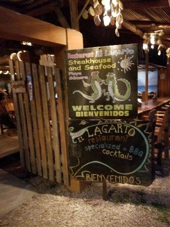 El Lagarto Playa Samara Restaurant Reviews Phone