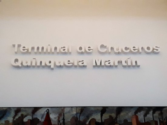 Terminal de Cruceros Quinquela Martin