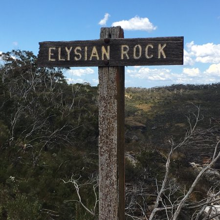 Elysian Rock Lookout