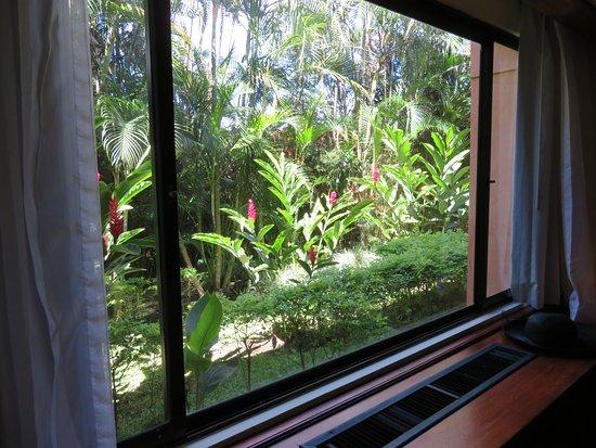 DoubleTree by Hilton Hotel Cariari San Jose: Both rooms had views like this.