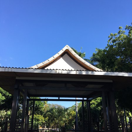 Managua, Nicaragua: Beautiful parc in the city near metro centre and the bus station