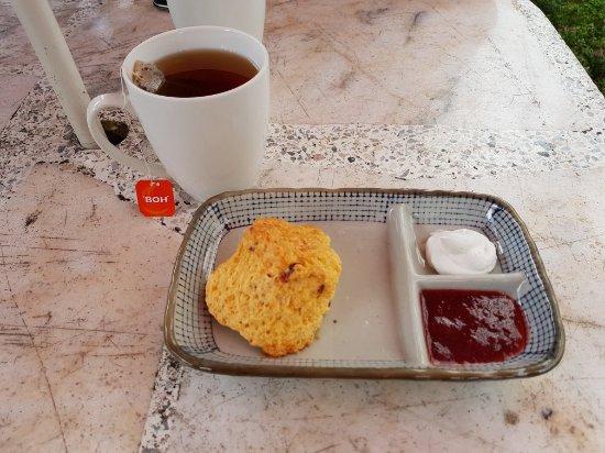 Barracks Cafe Review