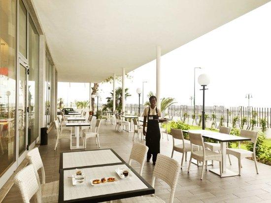 Bata, Guinea Ecuatorial: Restaurant