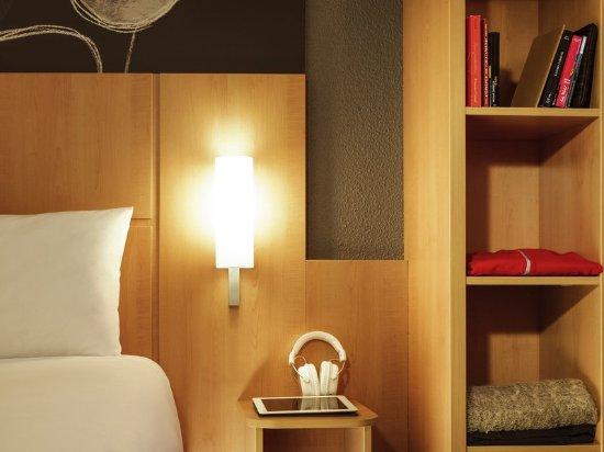 Bata, Guinea Ecuatorial: Guest room