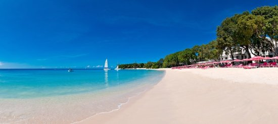 Sandy Lane Hotel: Beach