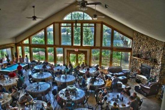 Okanogan, WA: Restaurant