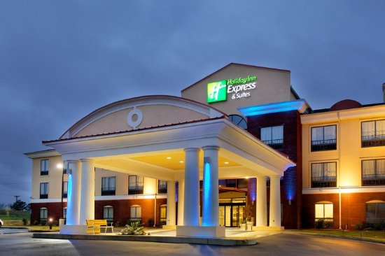 Holiday Inn Express Hotel & Suites Andalusia: Exterior