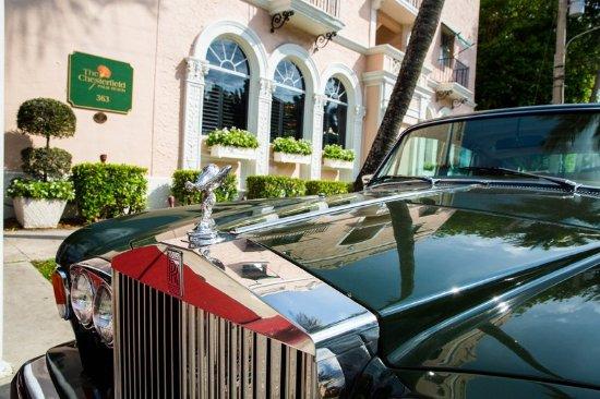 The Chesterfield Palm Beach: Exterior