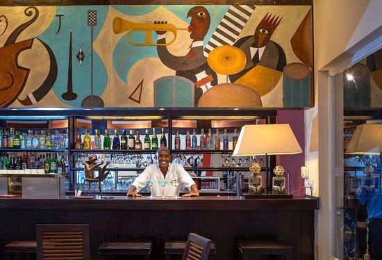 Diamonds Dream of Africa: Bar/Lounge