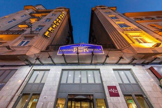 Novum Hotel Golden Park Budapest: Exterior