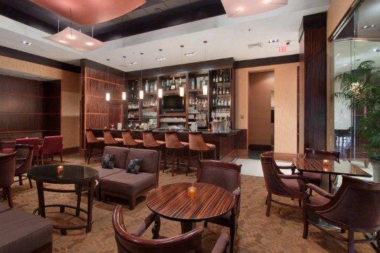 Hilton Philadelphia City Avenue: Bar/Lounge
