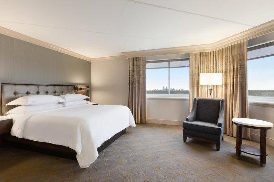 Hilton Philadelphia City Avenue: Guest room