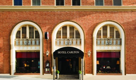 Hotel Carlton, a Joie de Vivre hotel: Exterior