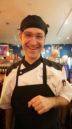Palisade, CO: Owner & Head Chef, John Sabal