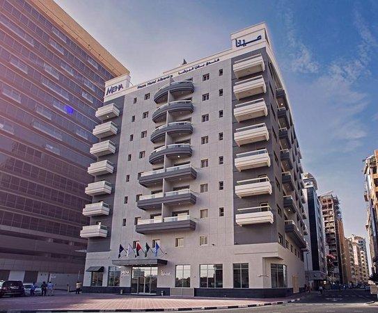 Mena Plaza Hotel - Al Barsha  82    U03361 U03360 U03368 U0336