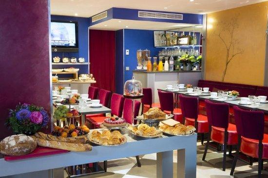Restaurant Rue Rennequin Paris