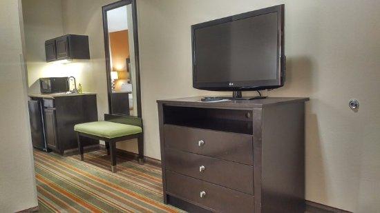 Holiday Inn Opelousas: Guest room amenity