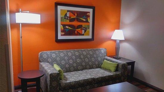 Holiday Inn Opelousas: Suite