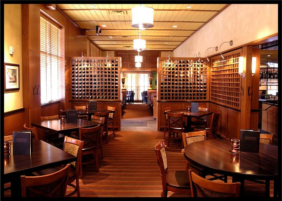 Golden Valley, MN: Semi-Private Dining Area - seats up to 25 guests