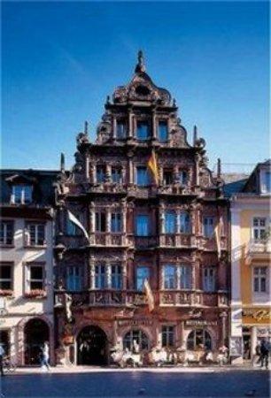Sehr Schones Historisches Hotel Mitten In Der Altstadt Hotel Zum