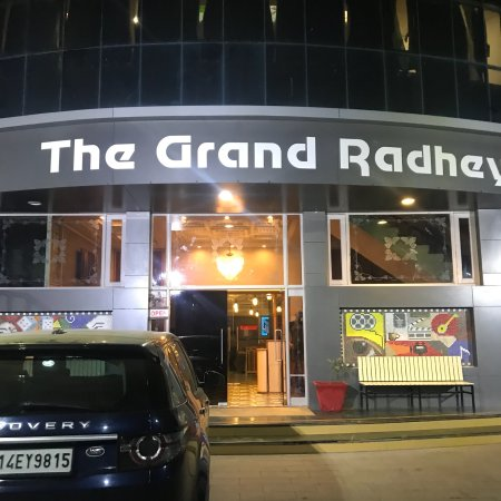 The Grand Radhey