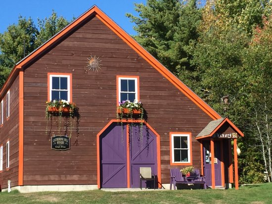 Cherryfield, ME : Located in scenic Washington County, Maine. Spend the day hiking, kayaking and wine tasting.
