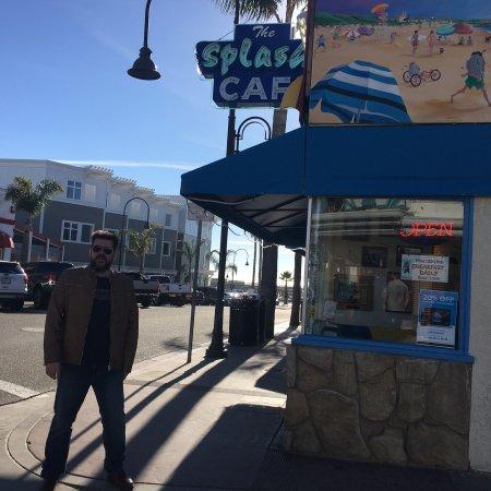 Splash Cafe In Pismo Beach Menu