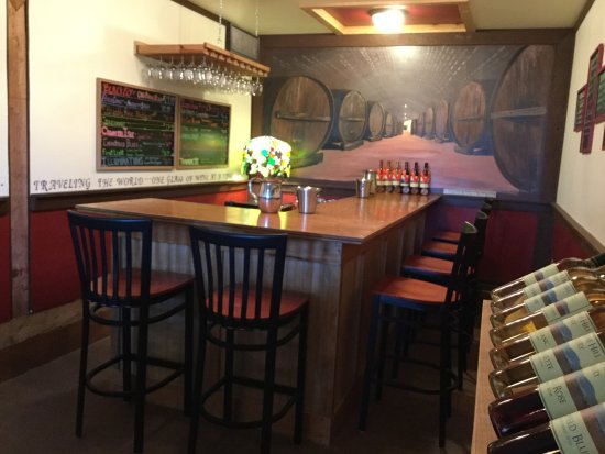 Cherryfield, ME : Learn firsthand from the winemakers about our award winning wines!