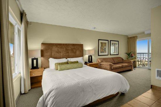 Surfer Beach Hotel: Suite