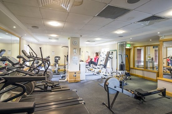 South Normanton, UK: Health club