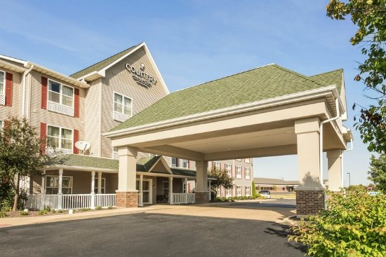 Country Inn & Suites by Radisson, Peoria North, IL : Exterior