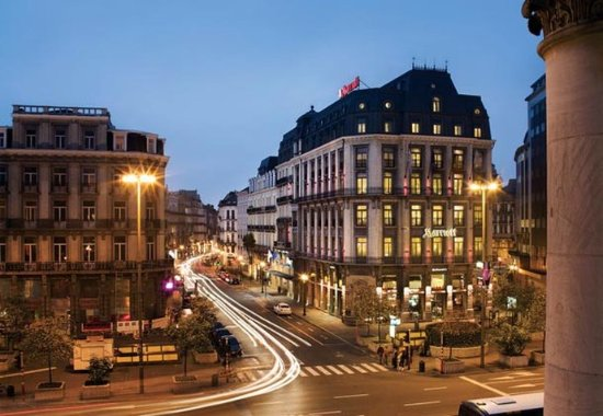 Brussels Marriott Hotel Grand Place Belgium Reviews