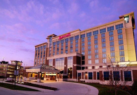 Marriott Hotel In Bloomington Normal Illinois