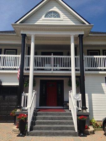 Casa Blanca Boutique Bed & Breakfast: Casa Blanca Front Entrance