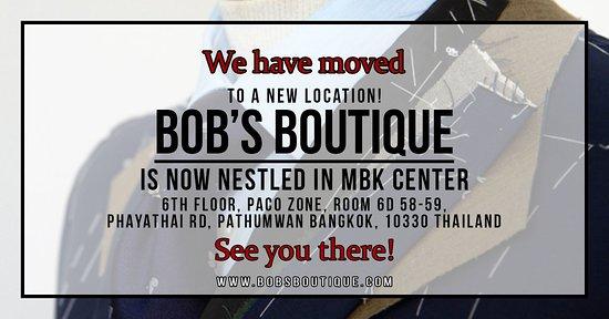 Bob's Boutique