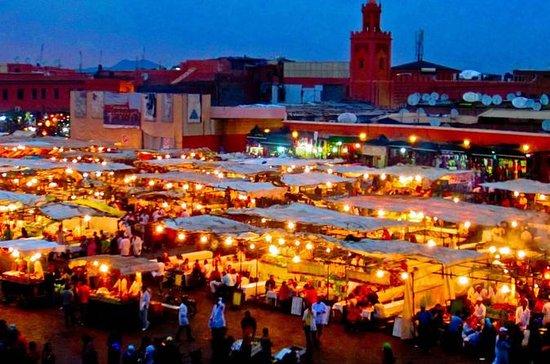 Marrakech, Morocco: Plaza Jamaa Lefna