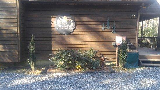 Tanglewood Cabins: 20180121_110639_large.jpg