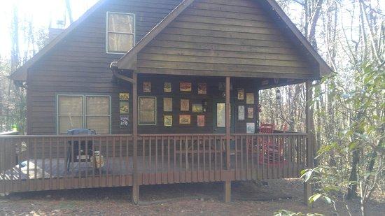 Tanglewood Cabins: 20180121_110600_large.jpg