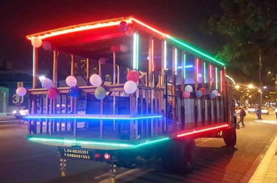 Chiva Party Bus Tour en Guayaquil