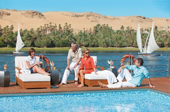 Nile Cruise From Luxor to Aswan 4 ...