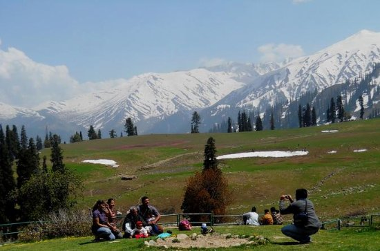 Private 5-Day Kashmir Package Tour