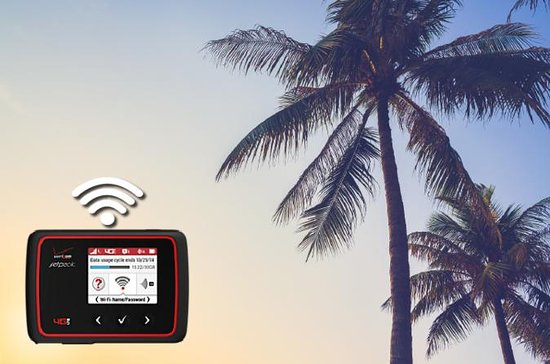 Portable WiFi Hotspot Rental at Los Angeles Airport